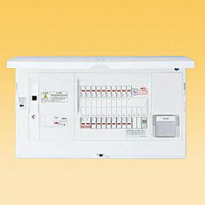 パナソニック LAN通信型 住宅分電盤 かみなりあんしんばん あんしん機能・あかり機能付 リミッタースペースなし 露出・半埋込両用形 回路数14+回路スペース2 《スマートコスモコンパクト21》 BHH85142E:電材堂
