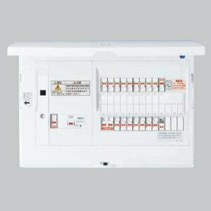 パナソニック EV・PHEV充電回路・エコキュート・IH対応住宅分電盤 LAN通信型 ブレーカ容量20A リミッタースペース無 主幹容量100A 《スマートコスモ》 BHH81143T2EV:電材堂