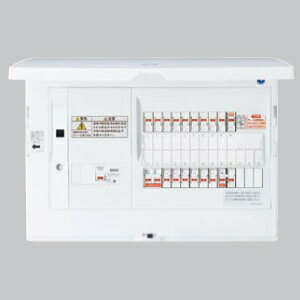 パナソニック 電気温水器・IH対応 住宅分電盤 LAN通信型 ブレーカ容量40A リミッタースペース無 主幹容量50A 《スマートコスモ》 BHH85133B4:電材堂