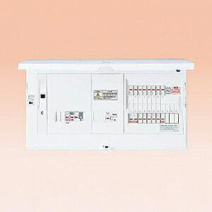 パナソニック LAN通信型 HEMS対応住宅分電盤 《スマートコスモ コンパクト21》 蓄熱暖房器・エコキュート(エコキュート用ブレーカ容量20A)・IH対応 リミッタースペースなし 回路数6+回路スペース数3 BHH8563T24:電材堂