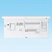 パナソニックAiSEG通信型住宅分電盤フリースペース付リミッタースペース付露出・半埋込両用形回路数22+回路スペース3《スマートコスモコンパクト21》BHNF34223