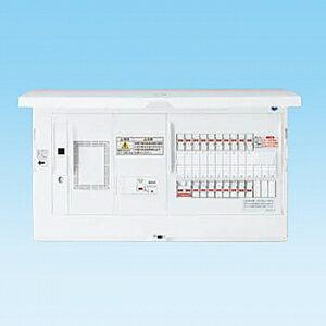 パナソニック AiSEG通信型 住宅分電盤 標準タイプ リミッタースペース付 露出・半埋込両用形 回路数10+回路スペース3 《スマートコスモ コンパクト21》 BHN37103