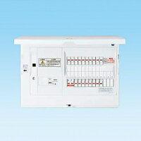 パナソニックAiSEG通信型住宅分電盤標準タイプリミッタースペースなし露出・半埋込両用形回路数10+回路スペース3《スマートコスモコンパクト21》BHN86103