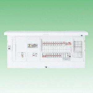 パナソニック レディ型 住宅分電盤 太陽光発電システム・エコキュート・IH対応 リミッタースペースなし フリースペース付 主幹容量60A 回路数36+回路スペース2 《スマートコスモ コンパクト21》 BHSF86362S2