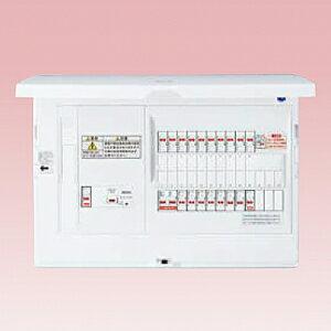 パナソニック レディ型 省エネ(電化)対応 住宅分電盤 エコキュート・電気温水器・IH対応 リミッタースペースなし 1次送りタイプ 主幹容量60A 回路数22+回路スペース数3 《スマートコスモ コンパクト21》 BHS86223T3