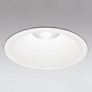 オーデリック LEDダウンライト M形 防雨仕様 埋込穴φ300 メタルハライドランプ250Wクラス 配光角:35° 連続調光 本体色:オフホワイト 白色タイプ 4000K XD301126