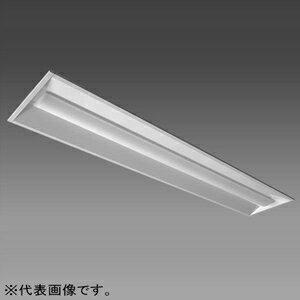 NEC 【お買い得品 10台セット】 一体型LEDベースライト 《Nuシリーズ》 天井埋込 埋込下面開放形 W215 一般タイプ 40形 4840lm FHF32定格出力×2灯相当 連続調光 昼光色 MEB4102/52D-NX8_set:電材堂