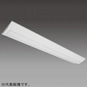 NEC 【お買い得品 10台セット】 一体型LEDベースライト 《Nuシリーズ》 天井直付 逆富士形 W230 一般タイプ 40形 5200lm FHF32高出力×2灯相当 連続調光 昼白色 MVB4103/52N3-NX8_set:電材堂