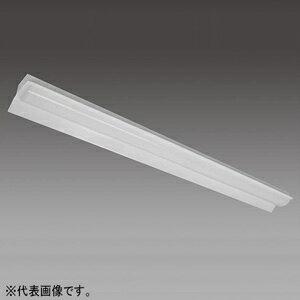 NEC 【お買い得品 10台セット】 一体型LEDベースライト 《Nuシリーズ》 天井直付 両反射笠形 W150 一般タイプ 40形 5100lm FHF32定格出力×2灯相当 連続調光 昼白色 MAB4101/52N3-NX8_set:電材堂