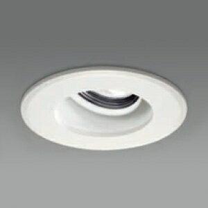 DAIKO LEDダウンライト 温白色 φ50 12Vダイクロハロゲン85W形60W相当 埋込穴φ125mm 配光角30度 電源別売 防雨・防湿型軒下用 ユニバーサルタイプ LZW-91624AW