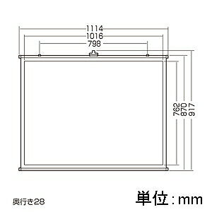 ※14日20時-21日2時※ サンワサプライ プロジェクタースクリーン 壁掛け式 三脚対応 50型相当 アスペクト比4:3 PRS-KB50