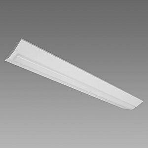 NEC LED一体型ベースライト 《Nuシリーズ》 40形 直付形 逆富士形 230mm幅 5200lm 固定出力方式 FHF32定格出力×2灯相当 昼光色 MVB4103/52D4-N8
