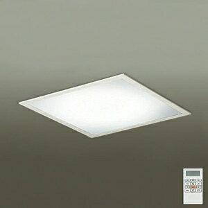 DAIKO LEDシーリングライト S形埋込灯 〜8畳用 高気密SB形 プルレス調色・調光タイプ(昼光色〜電球色) 42W タイマー付リモコン付属 傾斜天井使用可能 温度保護機能付 DBL-4640FW
