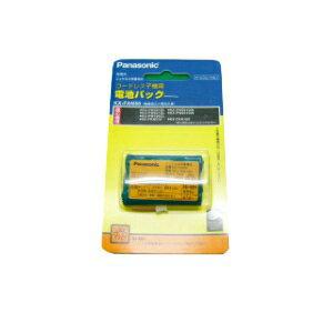 パナソニック コードレス子機用電池パック おたっくす用 充電式ニッケル水素電池 3.6V・700mAh KX-FAN50