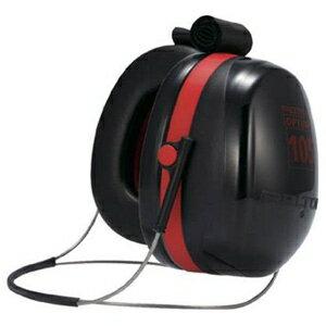 スリーエムジャパン イヤーマフ 《PELTOR》 ネックバンド式 騒音作業用 150×130mm H10B