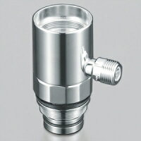 KVK流し台用シングルレバー式混合栓用分岐金具KVK専用ZK5021PN