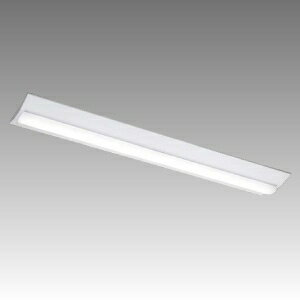 東芝 LEDベースライト 《TENQOOシリーズ》 40タイプ 直付形 W230 一般タイプ 4000lmタイプ FLR40形×2灯用省電力タイプ 昼白色 非調光タイプ LEKT423403N-LS9