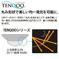 東芝LEDベースライト《TENQOOシリーズ》40タイプ直付形W230一般タイプ5200lmタイプHf32形×2灯用定格出力形器具相当昼白色非調光タイプLEKT423523N-LS9