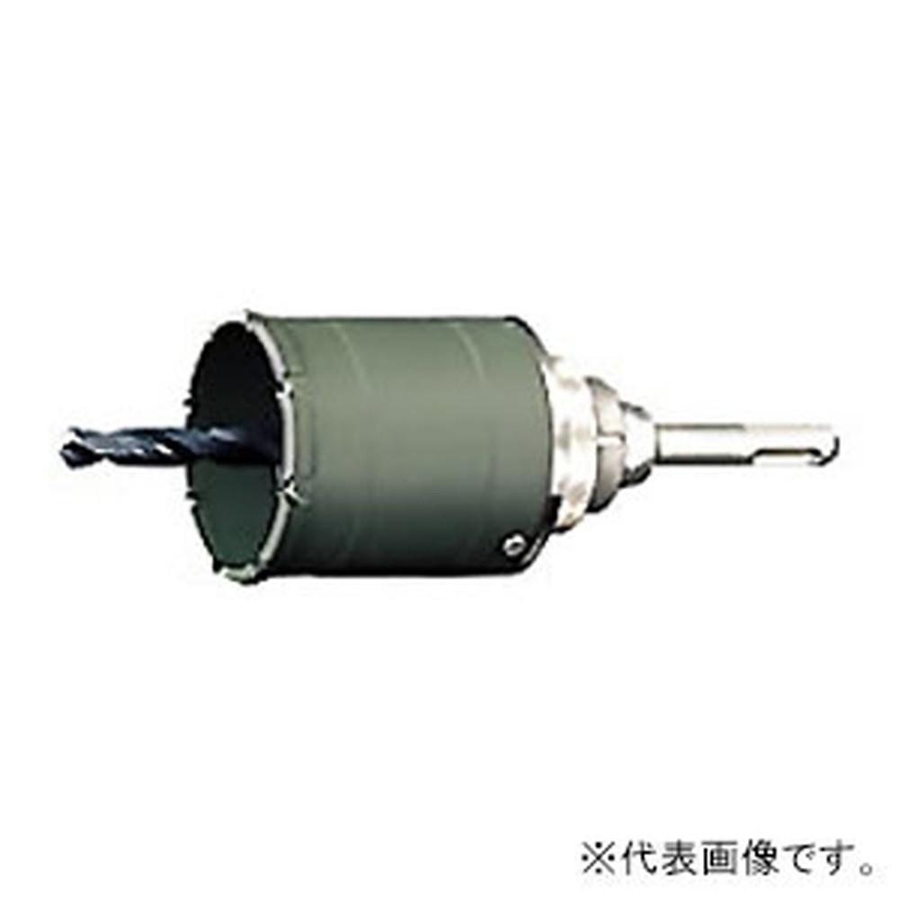 ユニカ 多機能コアドリルセット 《UR21》 FSシリーズ 複合材用 ショートタイプ 回転専用 ストレートシャンク 口径170mm シャンク径13mm UR21-FS170ST