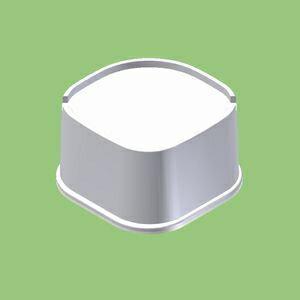 関東器材洗濯機用かさ上げ台《かさあげくん》1セット4個入LKD-60
