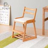 学習チェア デスクチェア ダイニングチェア イス 椅子 学習椅子 アルダー 無垢材 天然木 木製 ホワイト グリーン ピンク 子供 子供用 キッズ 集中力 送料無料 LIFE DESK CHAIR - ISSEIKI 101-00336
