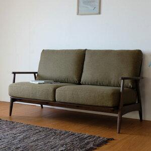 エランカラーが選べる二人掛けソファ
