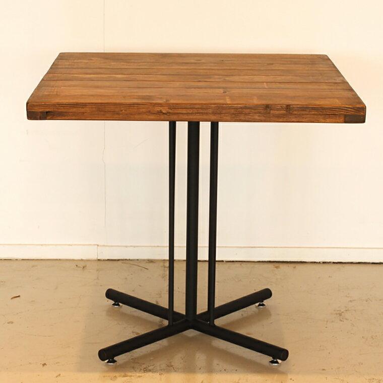 【お買い物マラソン最大P19倍】[TO]Kelt(ケルト)シリーズのカフェテーブル単品。[送料無料]古木風パイン無垢材をオイルで仕上げた味のある風合い。木目が美しく、レトロな味わいが素朴で懐かしい。[kelt_cafetable]