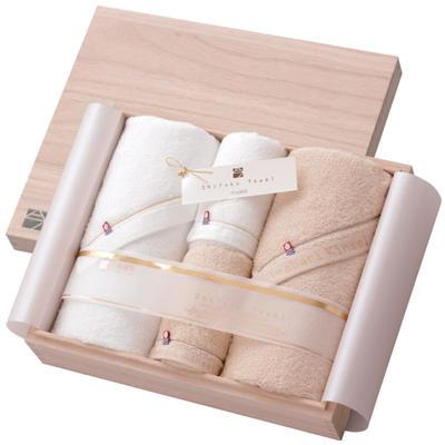 今治謹製 至福タオル -shifuku towel- BT2・FT2セット made in japan ...