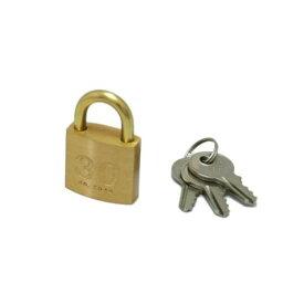 シリンダー南京錠鍵番指定 同一 30ミリ 2045D 入数1個 17252