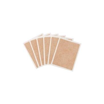 送料無料(メール便/DM便)!タトゥーや傷痕カバーテープ 8×10cm 6枚入り 代引き不可