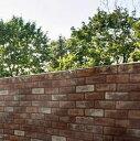 ベランダ目隠し プチリフォーム ベランダ装飾シート レンガ 180cm幅×80cm丈 BD-8018