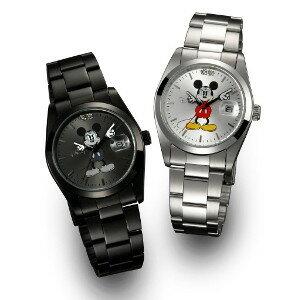 ディズニー世界限定腕時計 ギミックアイミッキー