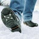 スノースパイク(靴用滑り止めスパイク) 雪道 すべり止め 転...
