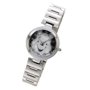 プーさん生誕80周年記念腕時計 ホワイト
