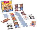 ラベンスバーガー カードゲーム テディメモリー(パーティーゲーム 神経衰弱 絵合わせゲーム ドイツ製おもちゃ) 児童館