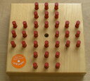 ベック社 ボードゲーム ソリテッド(パズルゲーム 古典パズル