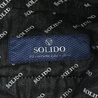 ソリードSolidoでらでら別注インディゴドレススウェットのパイオニアが作るデニム×スウェット「デニット」素材のワンタックテーパードデニムパンツ