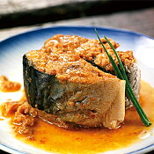 食品OUTLET三陸産鯖味噌煮190g(固形量140g)賞味期限:2016年12月19日