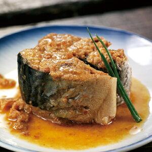 さば缶/鯖缶/缶詰/保存食/辛口の津軽味噌、北海道の甜菜糖、沖縄の塩「シママース」で煮付...
