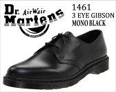 ドクター マーチン Dr Martens 1461 MONO 3EYE SHOE メンズ レディース ユニセックス 3ホールブーツ