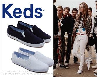 Keds 滑女子 Keds 冠軍滑寶吳帆布運動鞋鞋婦女低切 keds 冠軍滑上