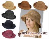 ヘレンカミンスキー HELEN KAMINSKIプロバンス10 provence10 ラフィア ハット (麦わら帽子) ツバ10cmタイプ