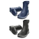 クロックス ジョーント ショーティブーツ Crocs Women's Jaunt Shorty Boot レディース レインブーツ 長靴 雪