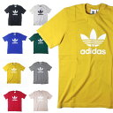 【★ポイント5倍 15日23:59迄】 メール便送料無料 アディダス adidas original トレフォイル Tシャツ Trefoil Tee オリジナルロゴTシャツ