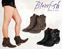 【ポイント10倍】【正規品】【新作】BlowfishブローフィッシュLASSOウエスタンブーツBlowfishブーツレディース靴
