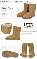 UGGアグメンズブーツムートンブーツクラシックショートCLASSICSHORTMENS5800【西日本】