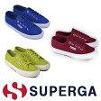 スペルガ スニーカー superga cotu classic 2750クラッシクなデザインのスペルガ キャンバススニーカー スニーカー レディース 【西日本】