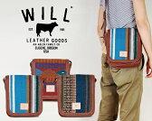 will leather goodsウィルレザーグッズショルダーバッグ トートバッグwill leather goods トート will leather goods トートバッグキャンバストートバッグ ストライプトートバッグOAXACAN CROSSBODY 【レディース メンズ 対応】  【西日本】