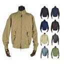 BARACUTA バラクータ BRCPS0001 192-BCNY1 G9 ハリントン レギュラーフィット ジャケット メンズ ジャンパー ブルゾン メンズ【西日本】・・・