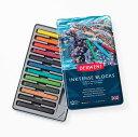 【クーポン配布中】【色鉛筆】【DERWENT】【公式】インクテンスブロックメタルケース12色セット【高級色鉛筆】【文具】【DERWENT】【プレゼント】【ギフト】【ぬりえ】【12色】